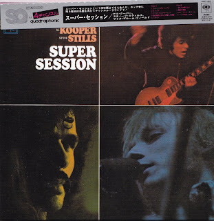 MIKE BLOOMFIELD/AL KOOPER/STEVE STILLS - SUPER SESSION (COLUMBIA 1968) Jap mastering cardboard sleeve + 4 bonus
