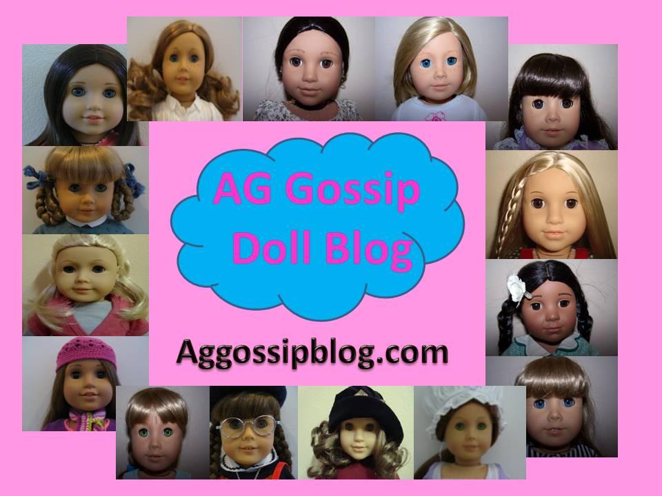 AG Gossip Doll Blog