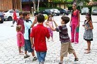 brincadeiras!!! oba !!! atividades que permite a interação com todas as crianças...