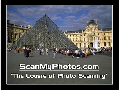 louvre - ScanMyPhotos.com: Click here for all info on how to scan photos and digital imaging photo services