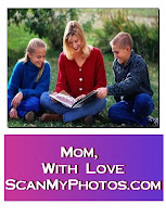 mom - Dear Mom, Use This E-Gift Card-Certificate to Enjoy Beautiful Photo Memories