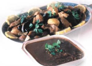 Pratos típicos Portugueses Arroz_de_Sarrabulho_PLima_0