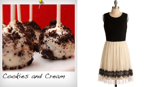 Tailored Sweets Blog Cake Pops Inspired Holiday Dresses