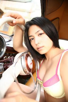 Kawamura Yukie : Perfect Sexy Asian Girl