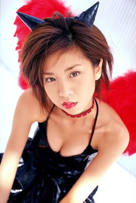 Aki Hoshino : Sexy Asian Idols