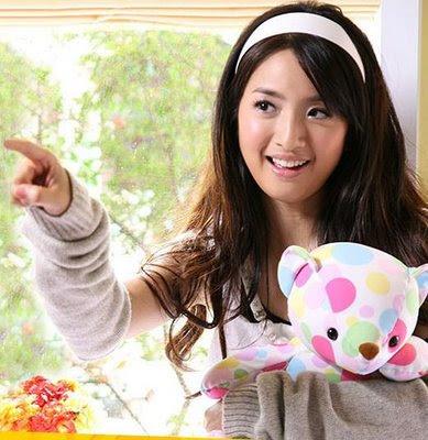 Hotties Cute Taiwanese Girl : Ariel Lin (Lin Yi Chen)