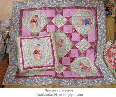 пэчворк одеяло,  квилт,  лоскутное шитьё