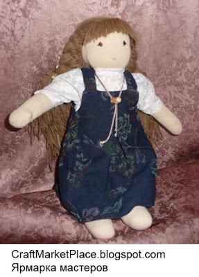 вальдорская кукла, вальфдорская кукла, купить