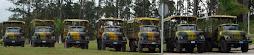 camiones camuflados