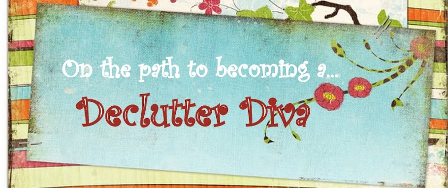 On the path to becoming a Declutter Diva