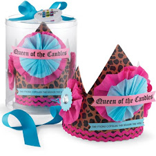 Queen of the Candles Birthday Crown
