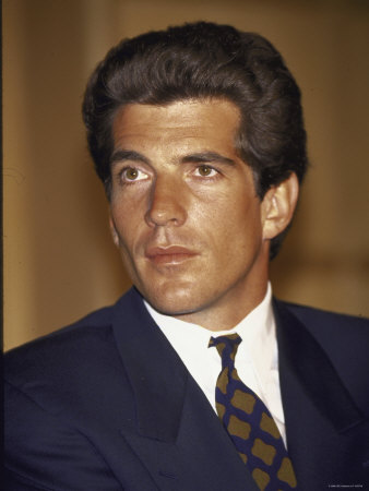 have discovered yet another book about john f kennedy jr the men we
