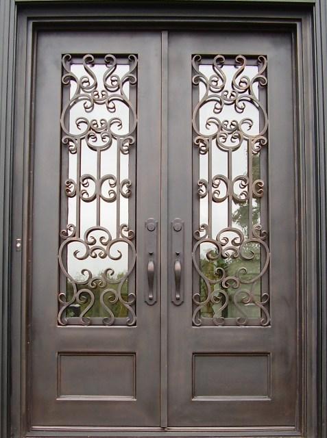 входная металлическая дверь с двойным листом железа