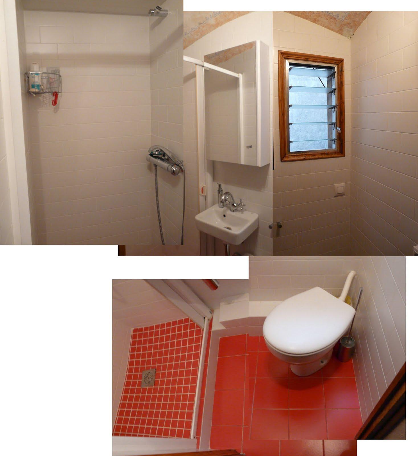 Baño Principal Medidas:Reforma de un aseo para convertirlo en baño de invitados Medidas de