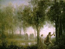 Jean-Baptiste-Camille Corot(1796-1875).
