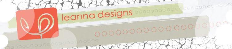 leanna designs