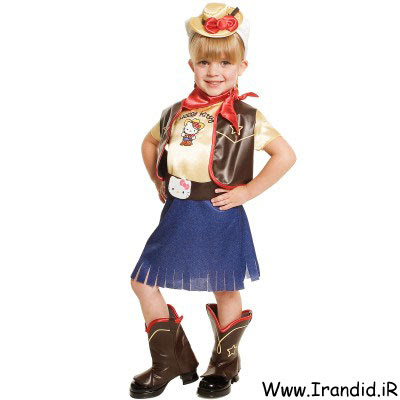 مدل لباسهای دختر بچه ها !!!  Www.Irandid.iR