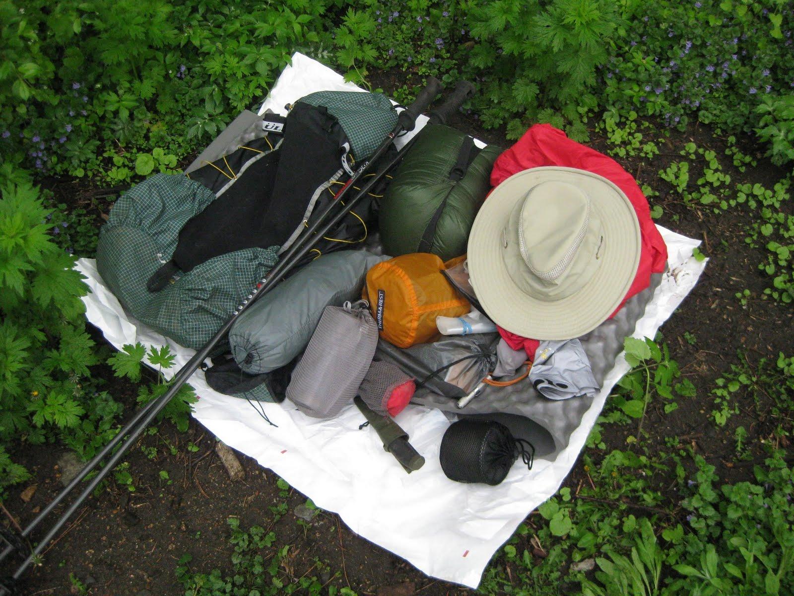 trek lightly: April 2010 : golite down quilt - Adamdwight.com