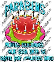 PARABÉNS PATRICIA - 15/09/2010