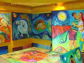 Varias obras en mi taller