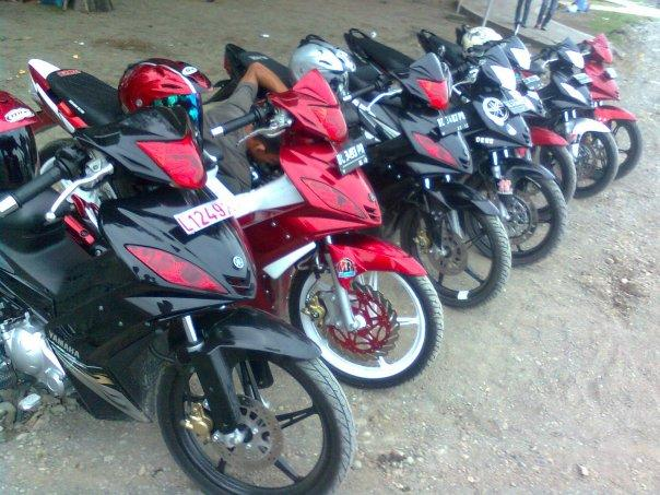 Modifikasi Jupiter Mx Kopling