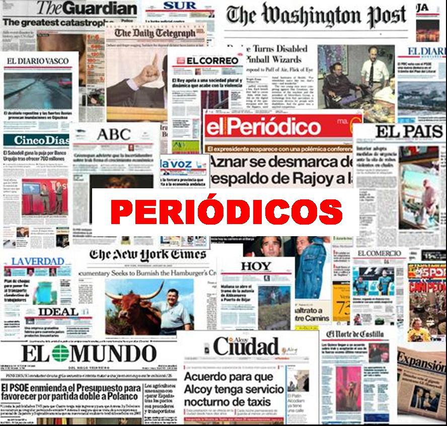 Periodicos peruanos