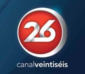 TV argentina: Canal Veintiseis (26)