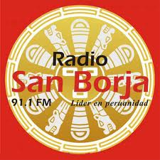 Radio San Borja en los 91.1 FM (lider en peruanidad)