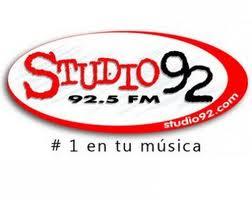Radio Studio92 en las 92.5 FM