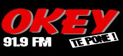 Radio OKEY en los 91.9 FM (te pone)