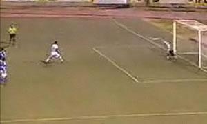 César Vallejo empató con Millonarios de Colombia en el último minuto