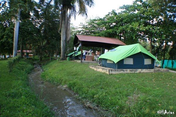 hoteles y camping:
