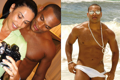 Revista   Tony Salles Pelado Est   Sendo Disda A Tapa Na Bahia