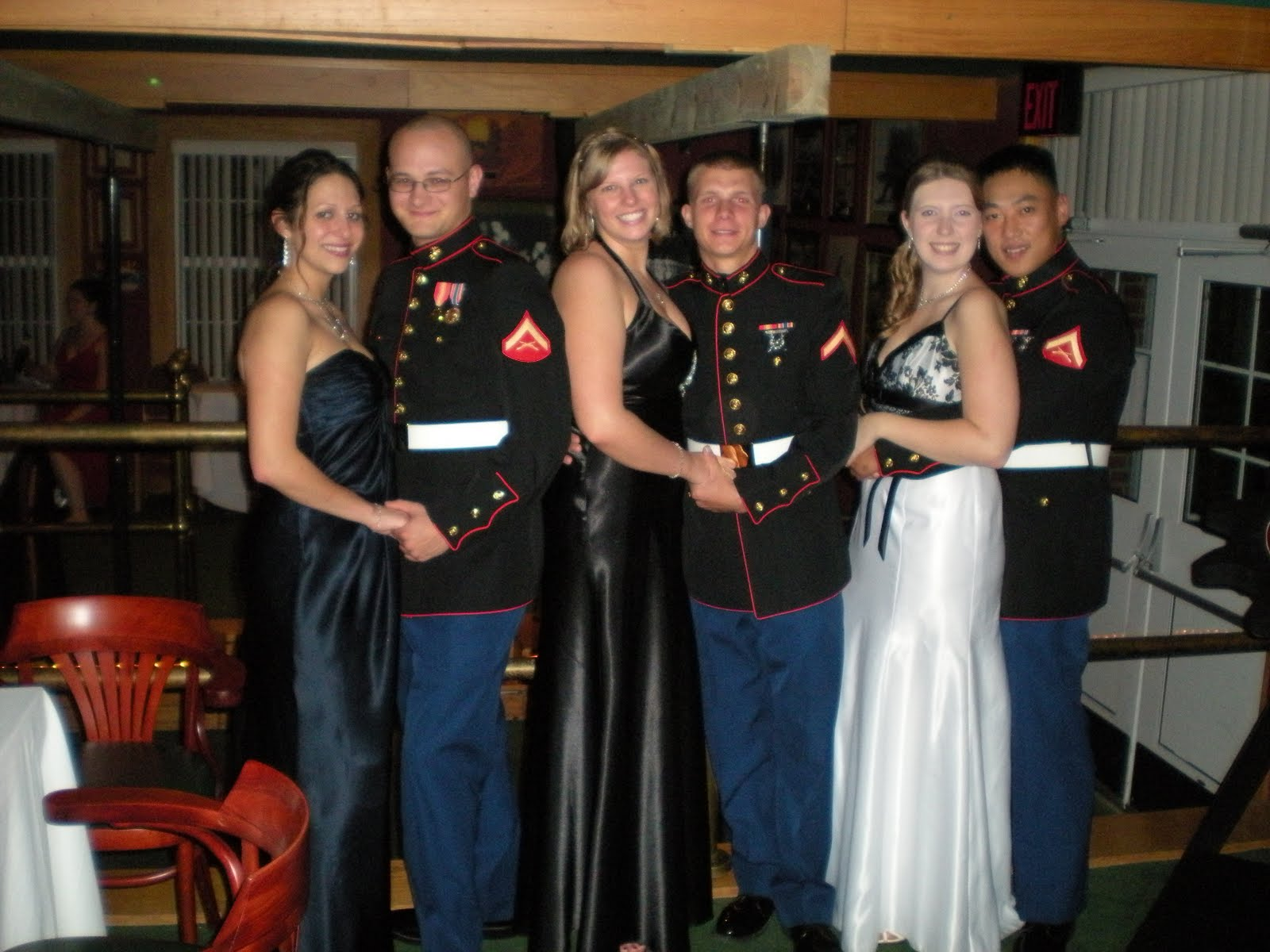 Marine Corps Ball question - CinCHouse.com - Military Spouse