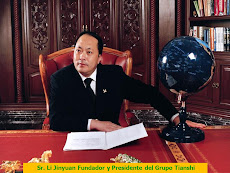 Sr. Li Jinyuan - Fundador y Presidente