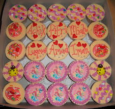 Cupcakes + edible image