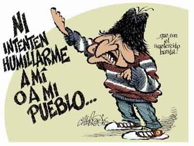 """Evo Morales y el """"estado plurinacional"""""""