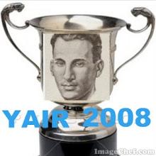 Premio YAIR 2008, otorgado por PALESTINA NO EXISTE