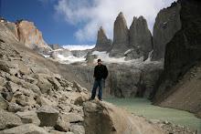 Levi in Chile