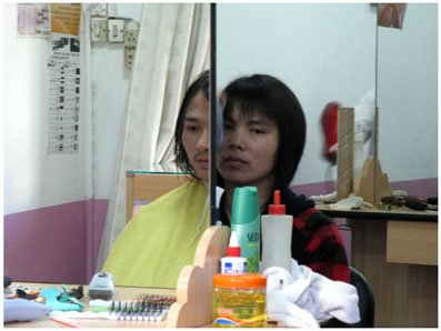 peluqueria china