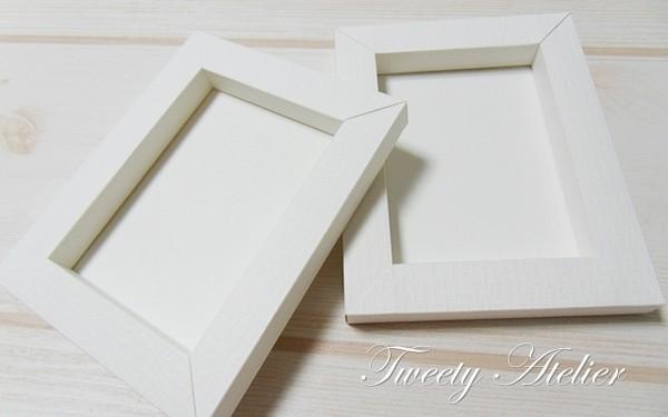 Рамка из картона для фотографии
