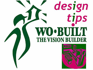Wo-built Kitchen Design Tips, by wobuilt.blogspot.com