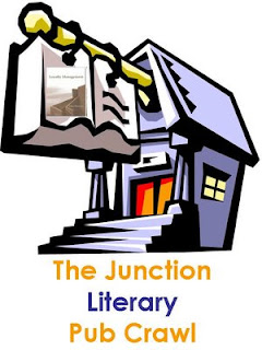 The Junction Literary Pub Crawl with Glen Downie, April 18, 2009 by artjunction.blogspot.com