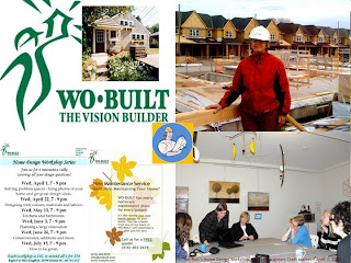 Collage: A renovation company's rites of passage – our evolving missions and commitments, by wobuilt