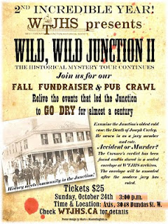 Wild Junction 2010: West Toronto Junction Historical Society Fall Fundraiser and Pub Crawl, by artjunction