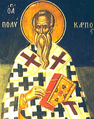 Full of Grace and Truth: St. Polycarp the Hieromartyr ...
