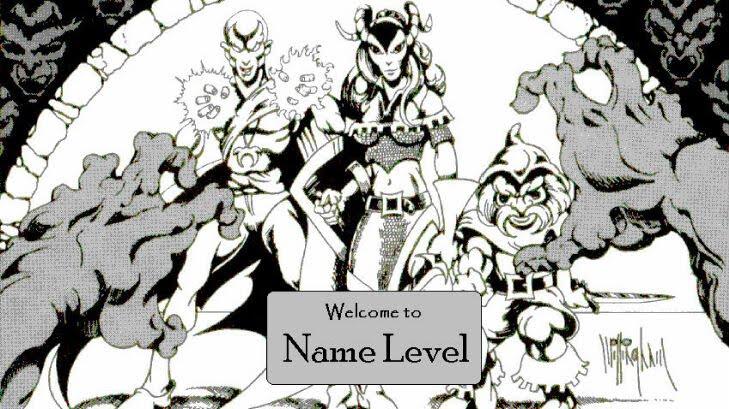 Name Level
