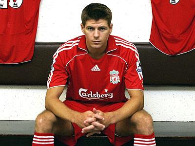 Steven George Gerrard MBE