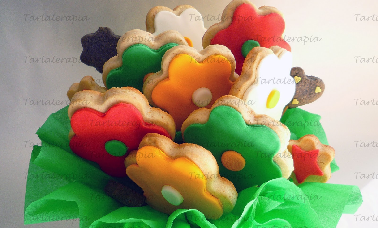 TARTATERAPIA: Galletas