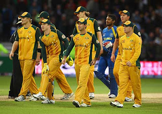 Australia Cricket Team